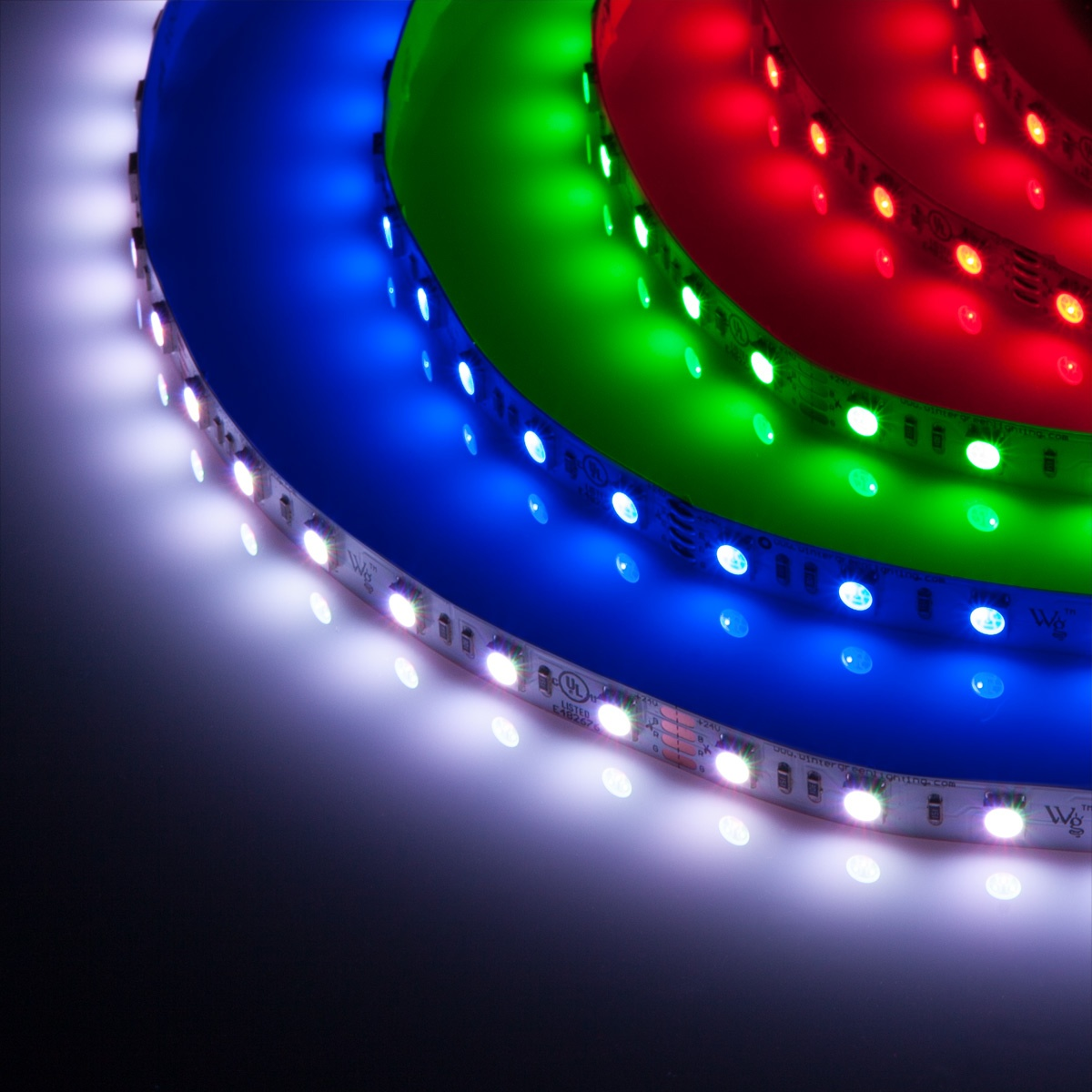 Lighting Rgb Rgb 24v High Output Led Strip Light Christmas Lights Etc
