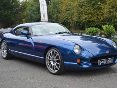 For Sale: TVR Cerbera Speed Six (1999) offered for GBP 24,995