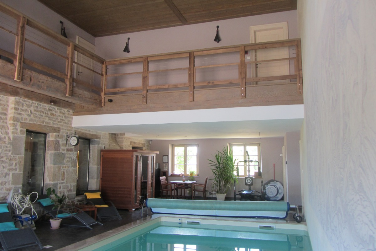 Sauna Interieur Prestigious Bed And Breakfast In Magnificent House Of Character At