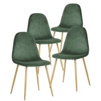 The Midcentury Velvet Chairs Everyone Is Talking About ...