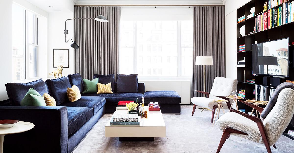 Living Room Design Tips MyDomaine - living room design tips