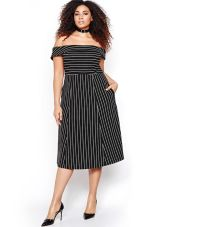 15 Flattering Plus-Size Cocktail Dresses for Any Occasion ...