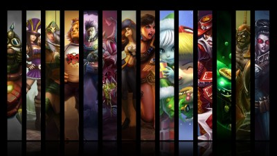Cloth5   Ultimates in the Mid Lane, who is the be all and end all of damage? by Fridgecake