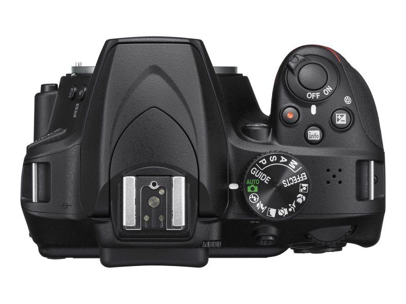 Large Of Nikon D3400 Manual