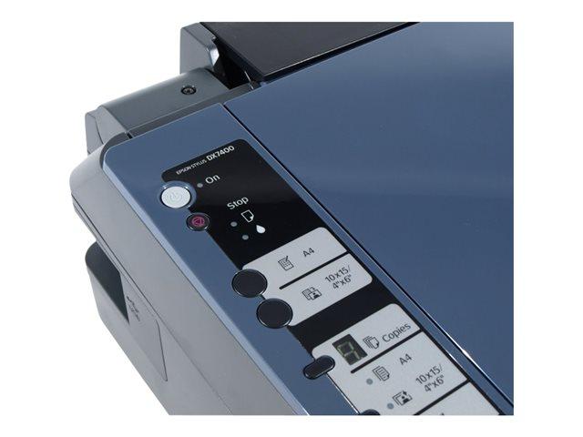 epson dx7400 manual
