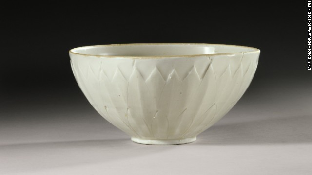 Bought for $3 at yard sale, bowl sells for $22 million - CNN