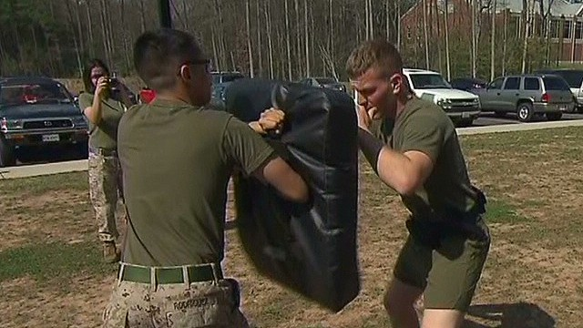 Marines train for expanded embassy guard program - CNN