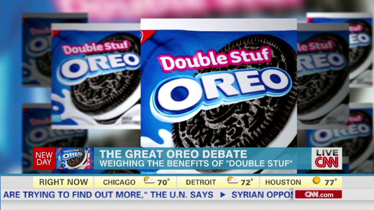 Fullsize Of Double Stuff Oreo