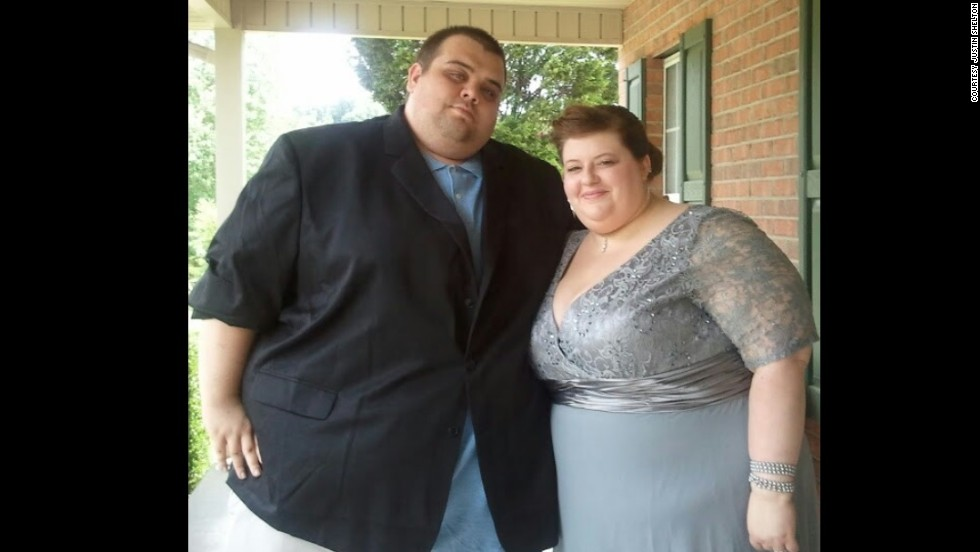Weight loss success Couple loses 538 pounds in 19 months - CNN
