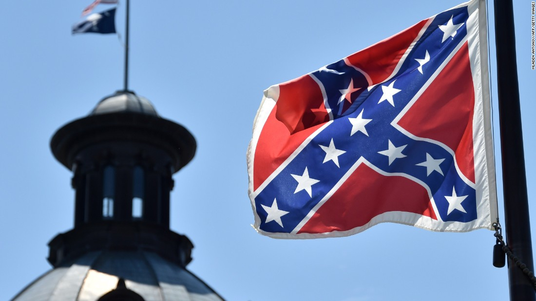 How we got the Confederate emblem off Georgia\u0027s flag - CNN