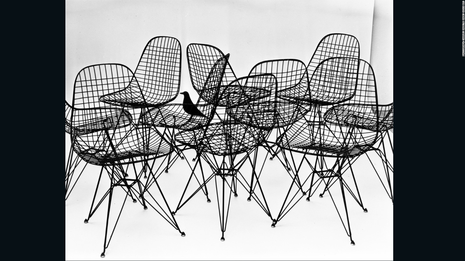 Ray And Charles Eames Inside The World Of Design S Most Illustrious Couple Cnn Style