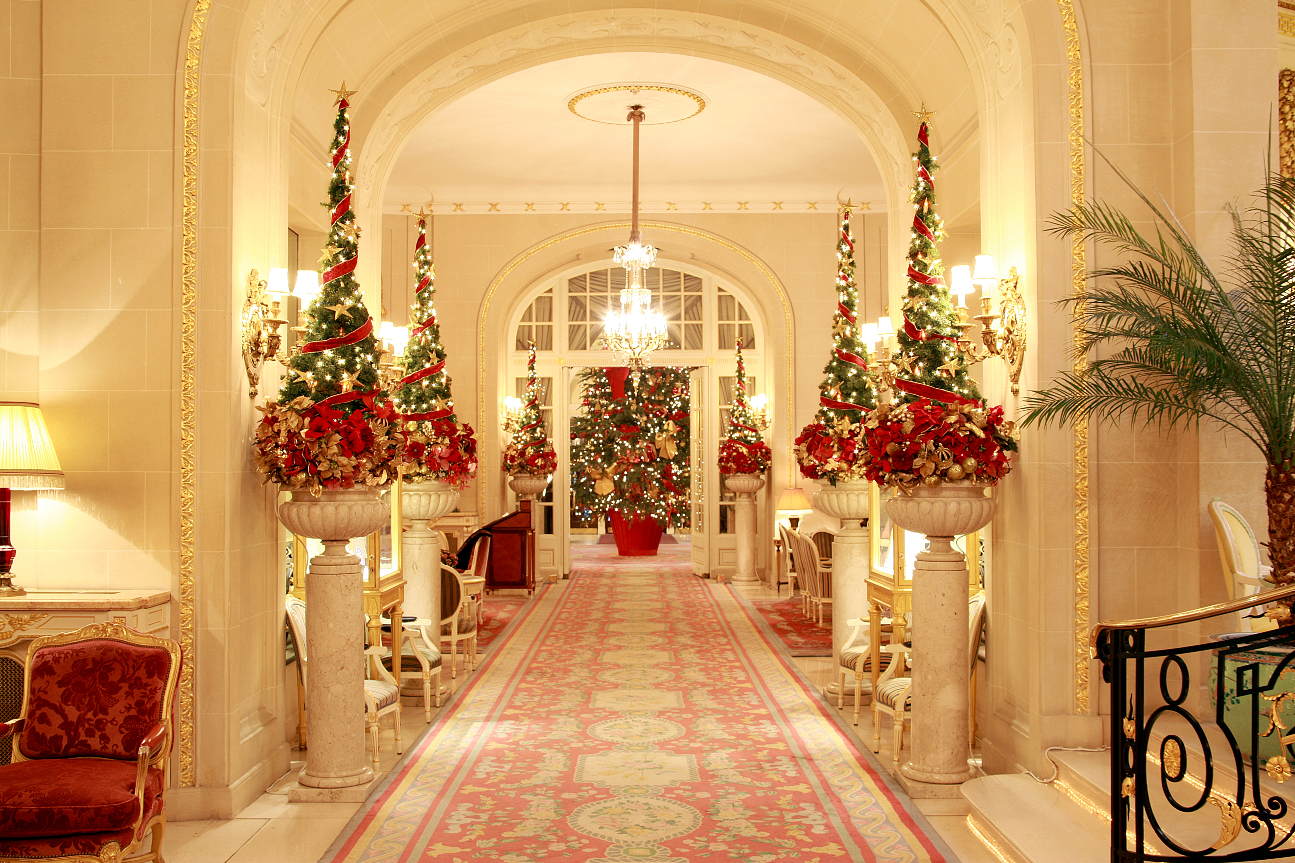Decoration Hotel Hotels At Christmas 15 That Go All Out For The Holidays Cnn Travel