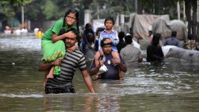 Chennai floods: Indian city's streets, homes, airport hit hard - CNN