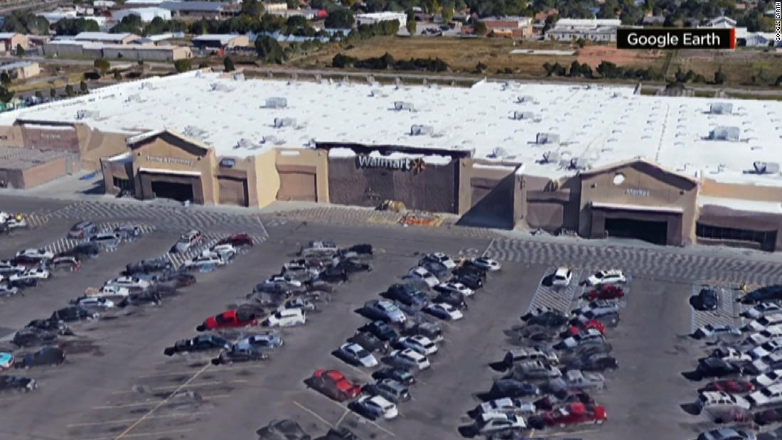 SWAT squad kills Amarillo Walmart worker - CNN