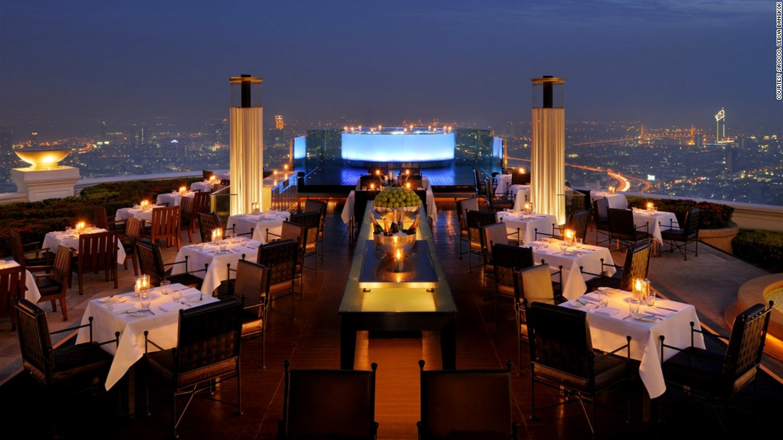 Best rooftop and sky-high restaurants in the world CNN Travel
