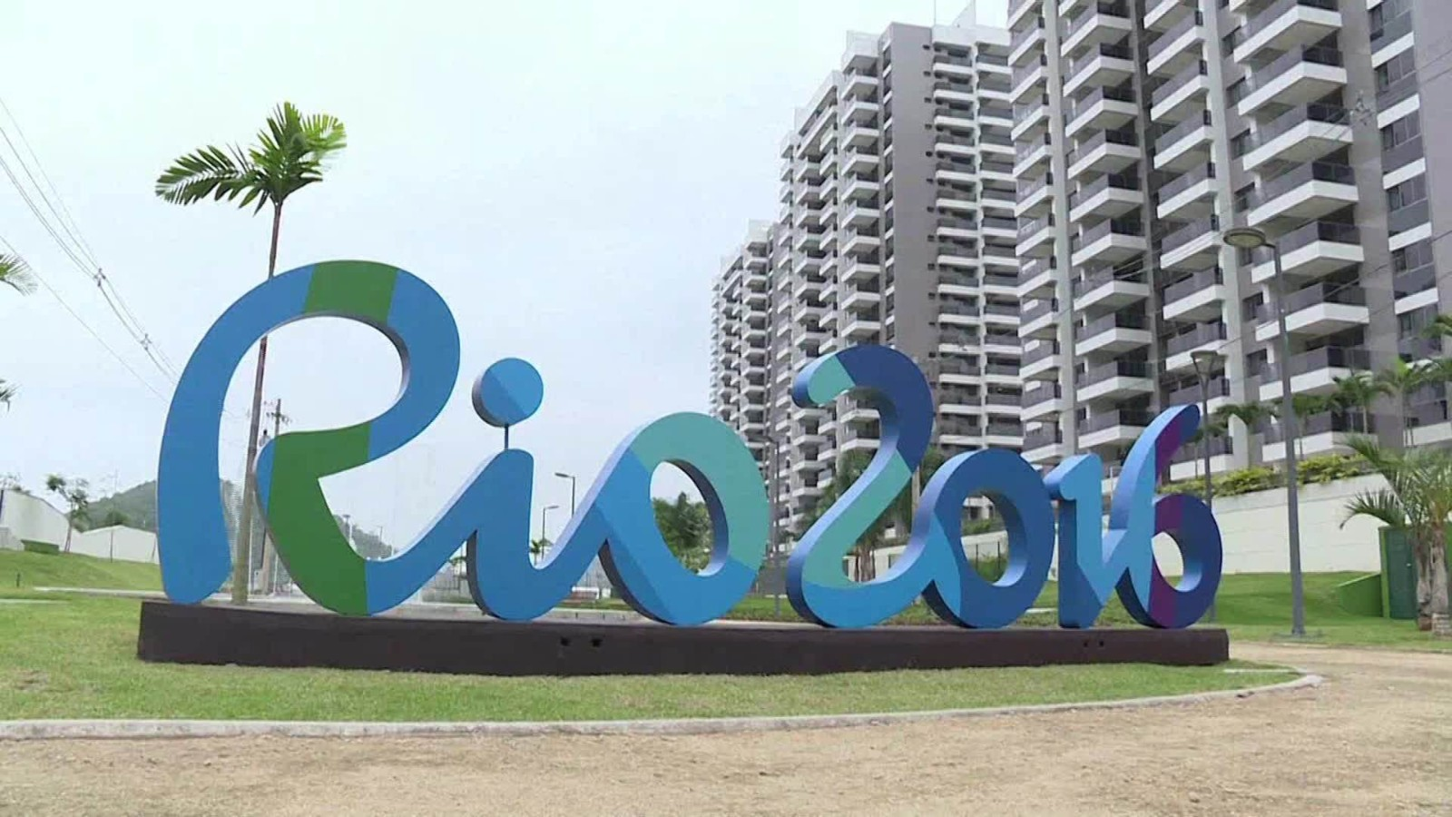 Rio Olympic An Inside Look At Rio S Olympic Village