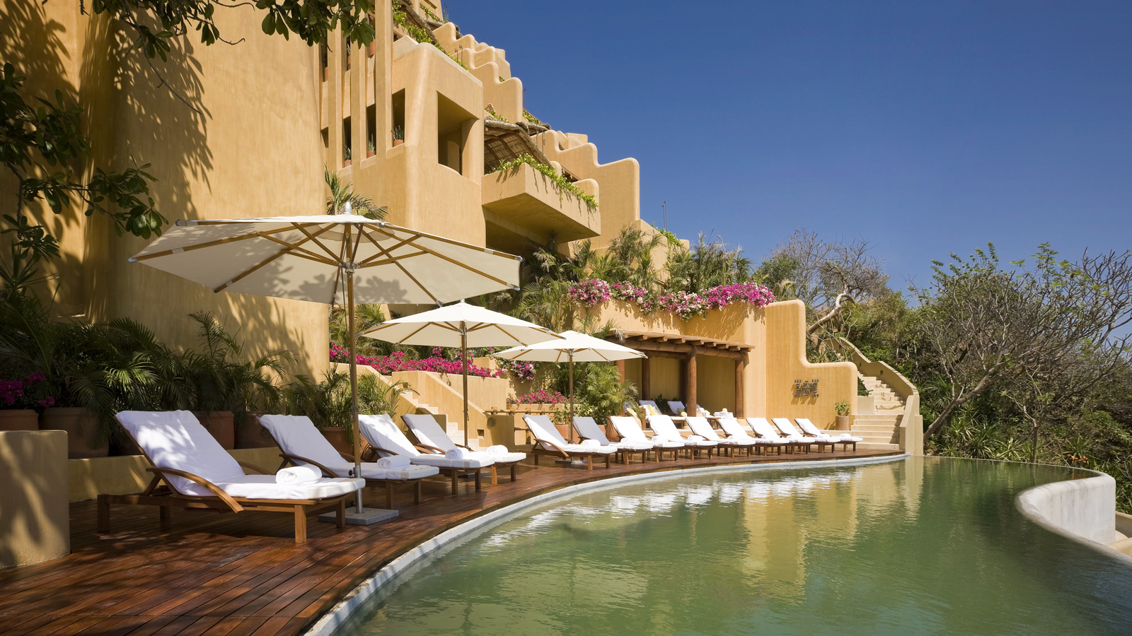 Luxury Vacations In Mexico 7 Destinations And Where To Stay Cnn - Camino Resort