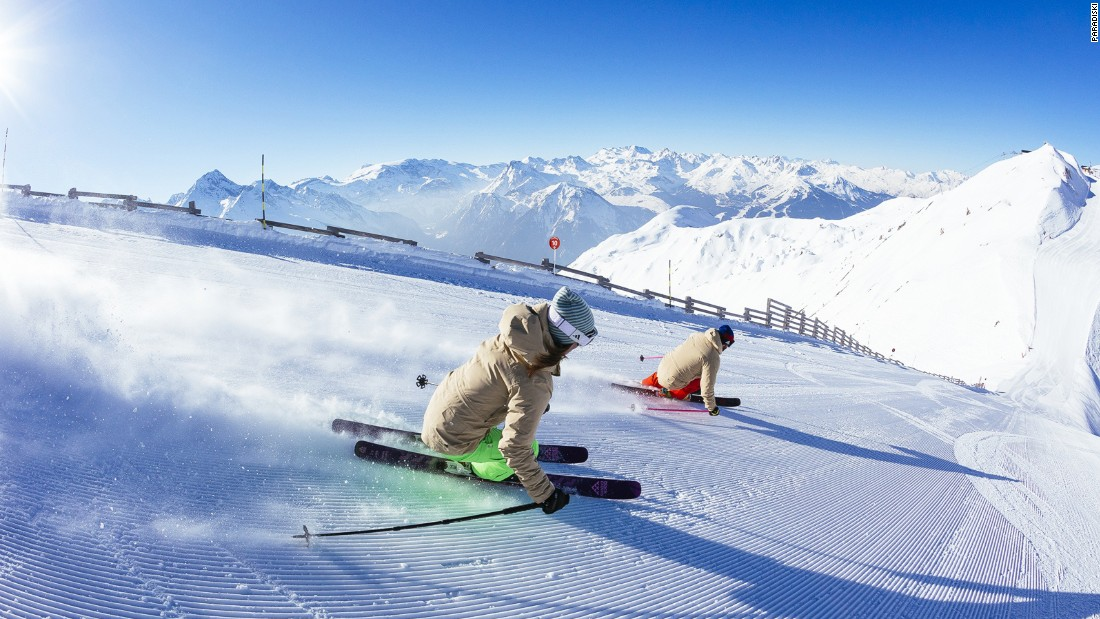 12 of the world\u0027s biggest and best ski areas CNN Travel