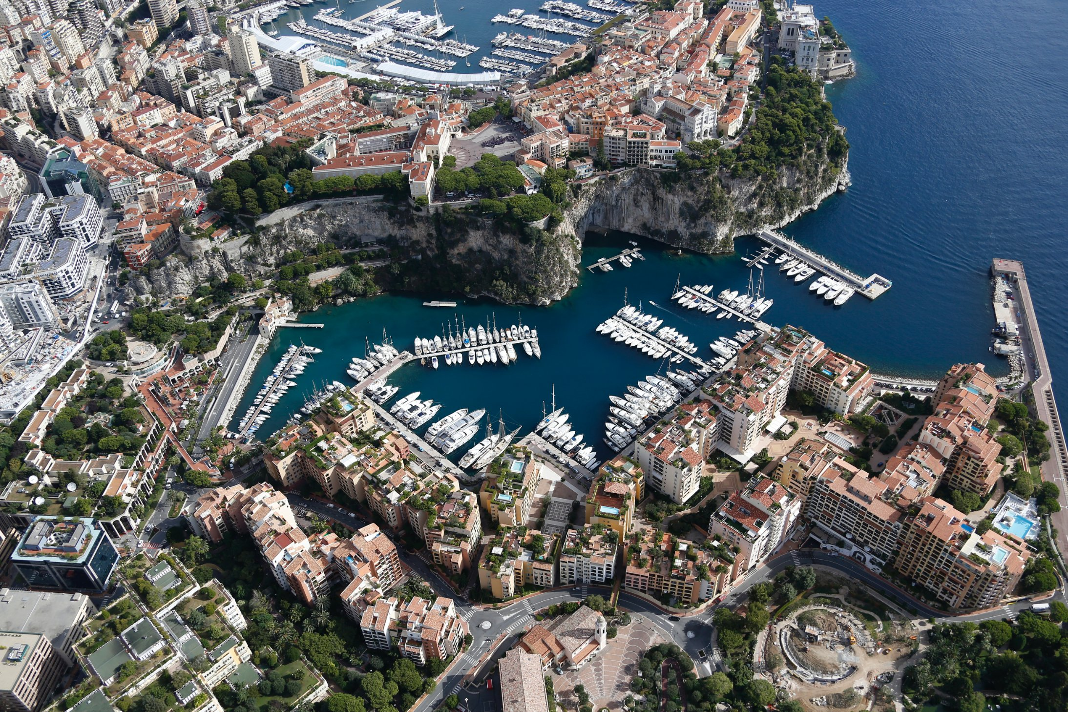 Terrasse Du Port Monaco Monaco S 2 3bn Project To Expand Into Mediterranean Sea Cnn Style