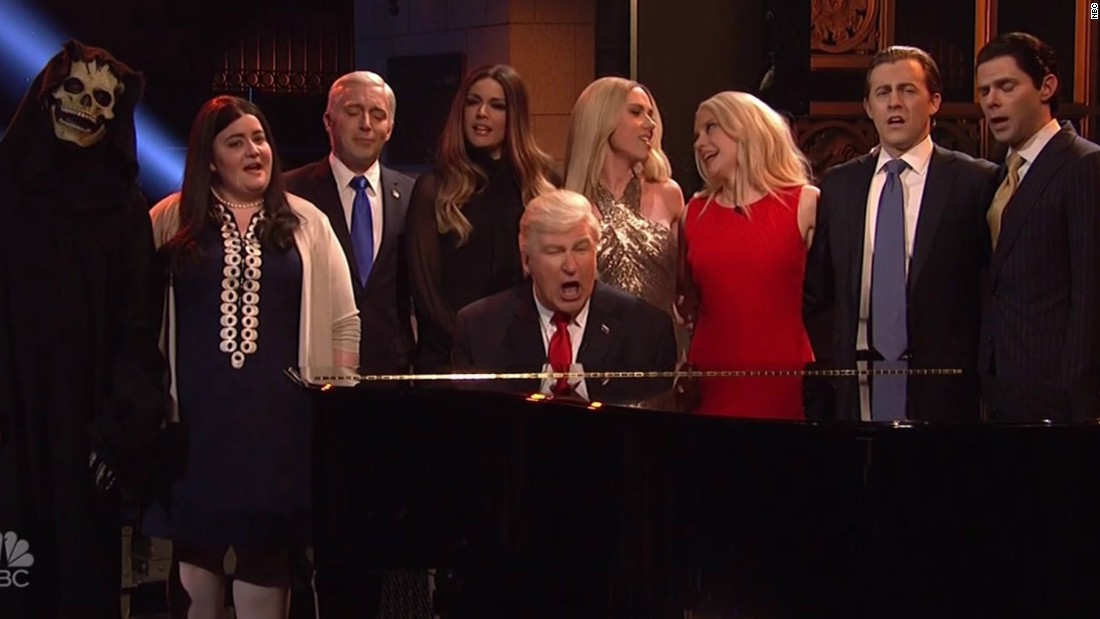 How \u0027SNL\u0027 got under Trump\u0027s skin (opinion) - CNN