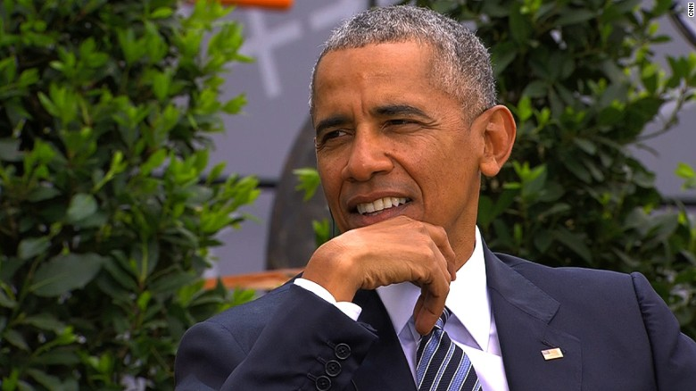 Obama swipes at, but doesnu0027t name, Trump - CNNPolitics - barack obama resume