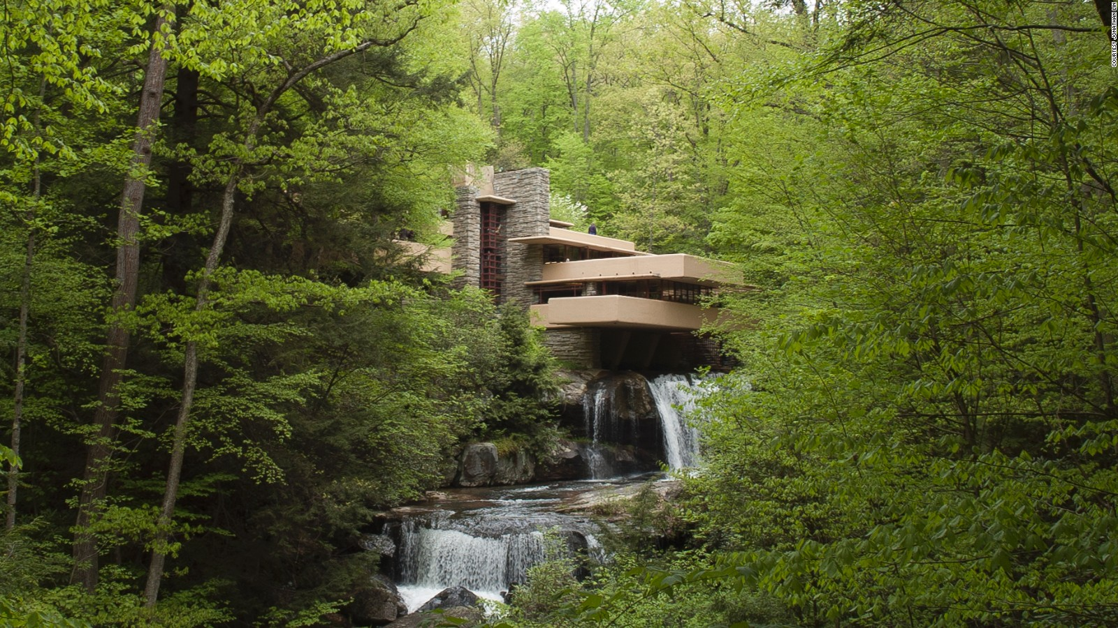 Frank Lloyd Wright Frank Lloyd Wright S Most Famous Buildings And Structures Cnn Style