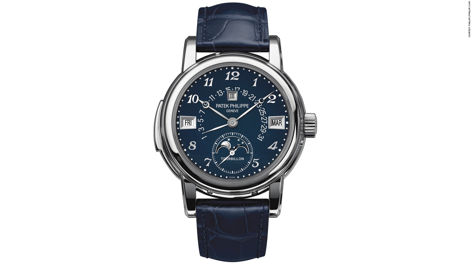 P Philippe Watch Why Collectors Covet Patek Philippe Timepieces Cnn Style