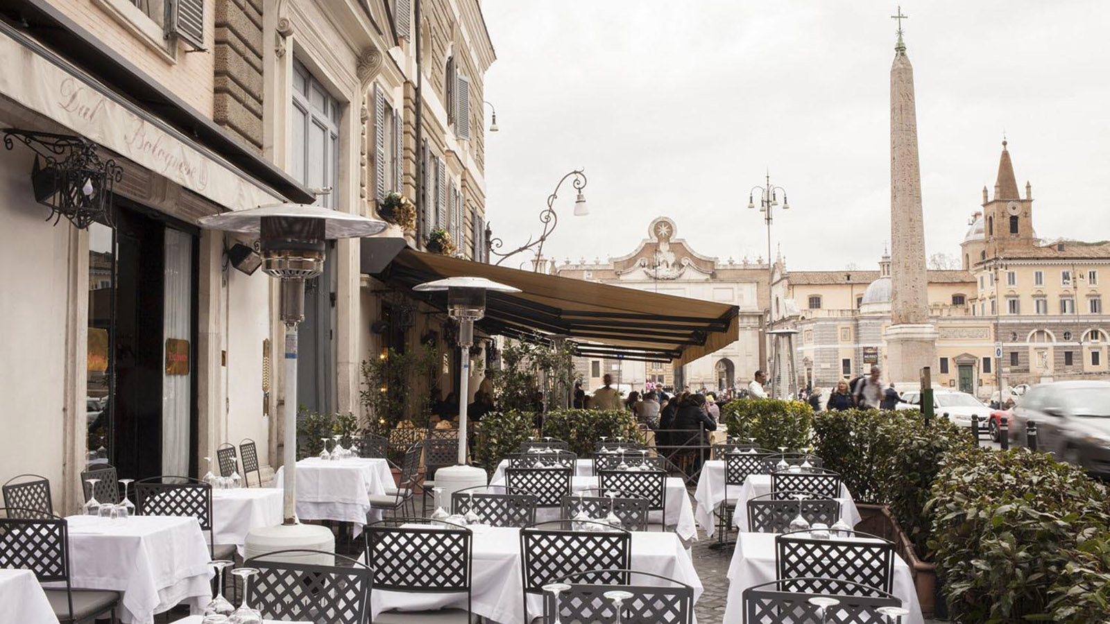 Bistrot Ristorante Rome S Outdoor Restaurants The Best Al Fresco Dining Cnn Travel