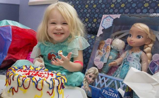 Hurricane Threatens Birthday For 3 Year Old With Leukemia