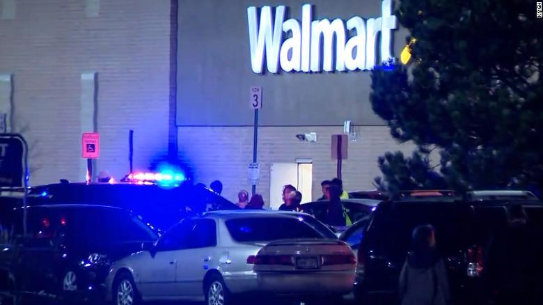 Walmart shooting Suspect accused of killing 3 in Colorado has been
