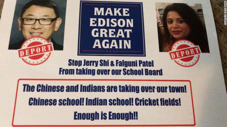 Fliers sent to mailboxes in New Jersey town say \u0027Deport\u0027 Asian - how to make flier