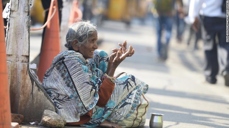 Poor Child Wallpaper Hd India Rounds Up Beggars Ahead Of Ivanka Trump S Visit Cnn