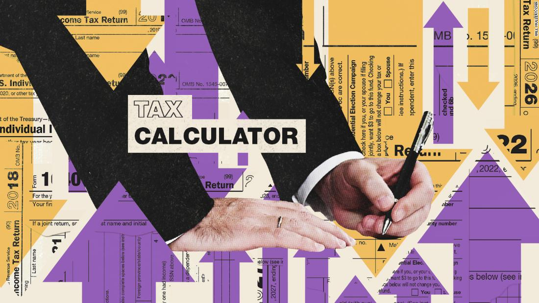 Use this calculator to see how the tax bill affects your paycheck