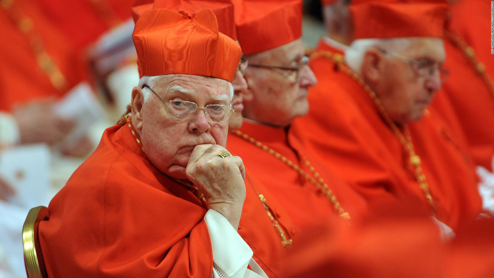 Kinder Küche Kirche As Scientific Law Former Archbishop Bernard Law Dies At 86