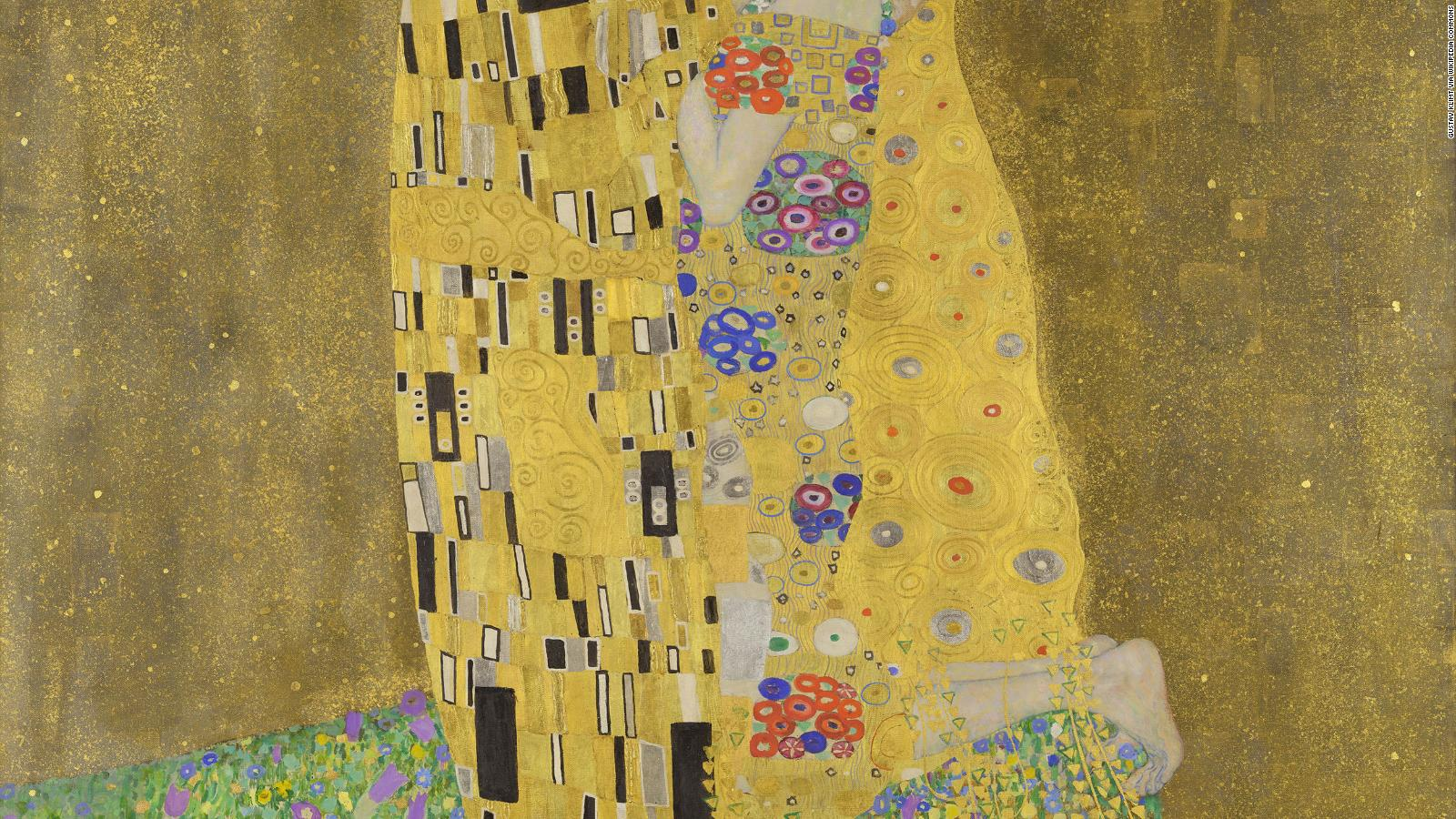 Art Nouveau Wikipedia The Legacy Of Gustav Klimt And His Enduring Kiss Cnn Style