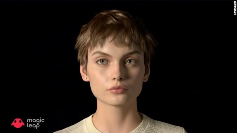 Magic Leap\u0027s new AI assistant looks alarmingly human - CNN