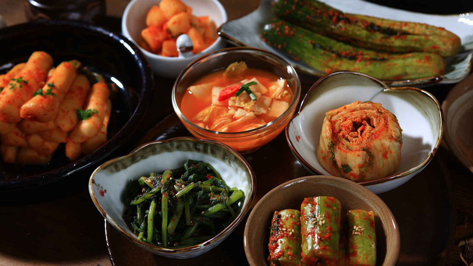 Classic Table Side Dishes Korean Food 40 Best Dishes We Can T Live Without Cnn Travel