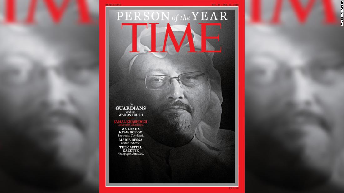 Time magazine sent a clear message to Donald Trump with its \u0027Person