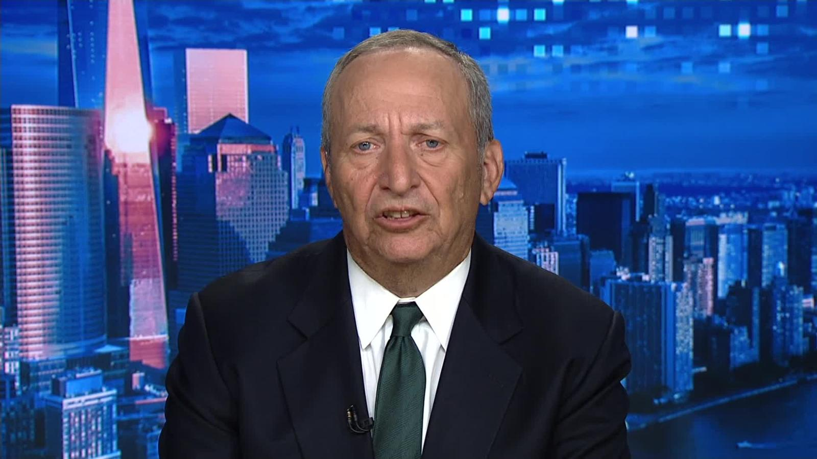 Arte Replay Obama Larry Summers We Re Going To See Slowing