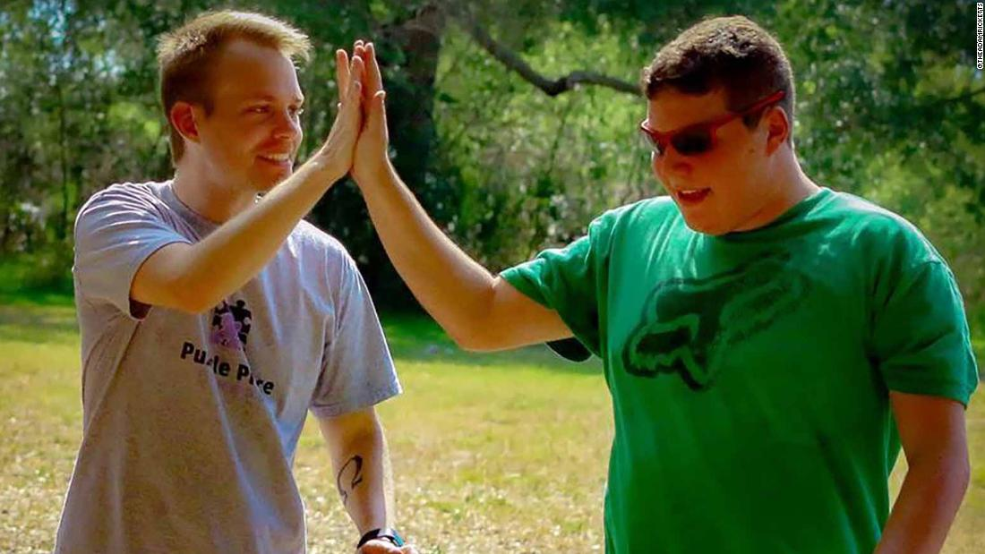 A trainer on the autism spectrum wanted a place for people with