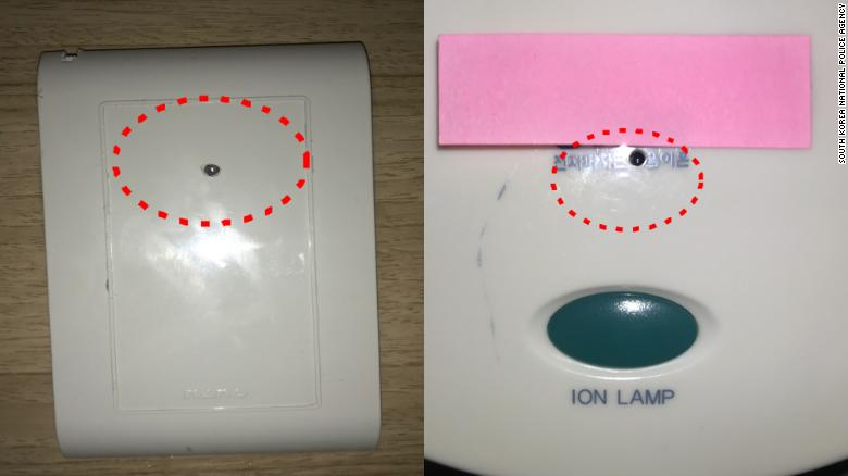 South Korea spycam hundreds of motel guests secretly filmed and