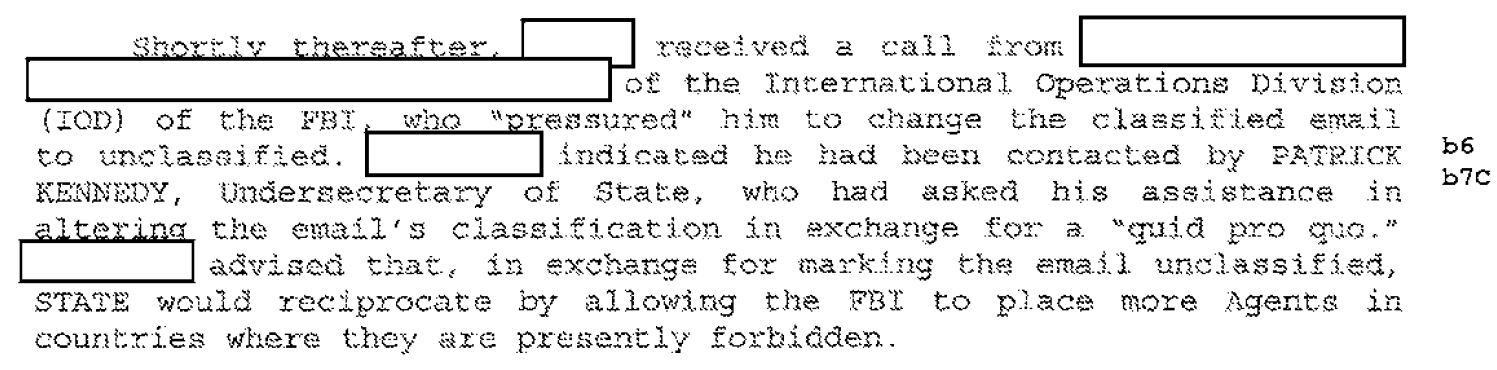 Intelligence Chair Calls for \u0027Abuse of Power\u0027 Investigation in State