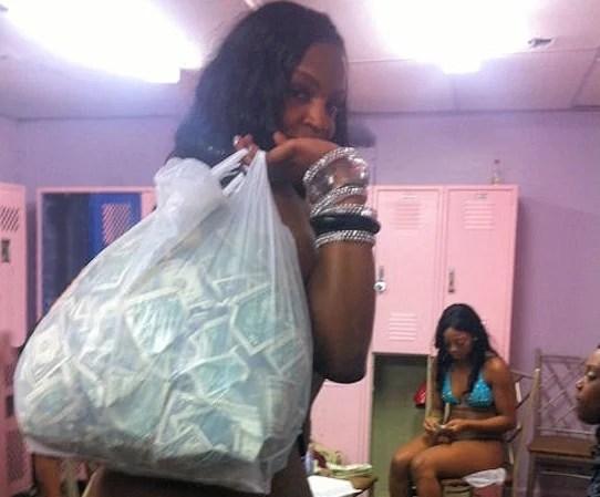 Bag Full of Cash