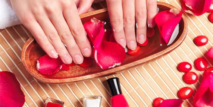 Manicure Pedicure Paraffin And More Cobone