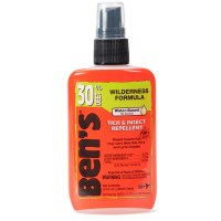 Ben's 30 Pump 3.4 oz Wilderness Formula Tick and Insect ...