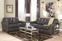Santigo Dark Gray Living Room Set, 99801-38-35, Signature ...