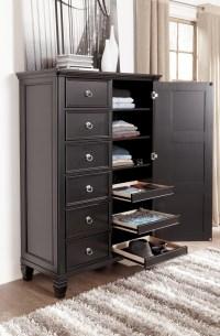 Ashley Greensburg Storage Sleigh Bedroom Set - B671 ...