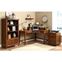 Burkesville Home Office Set, H565-45-01A, Ashley Furniture