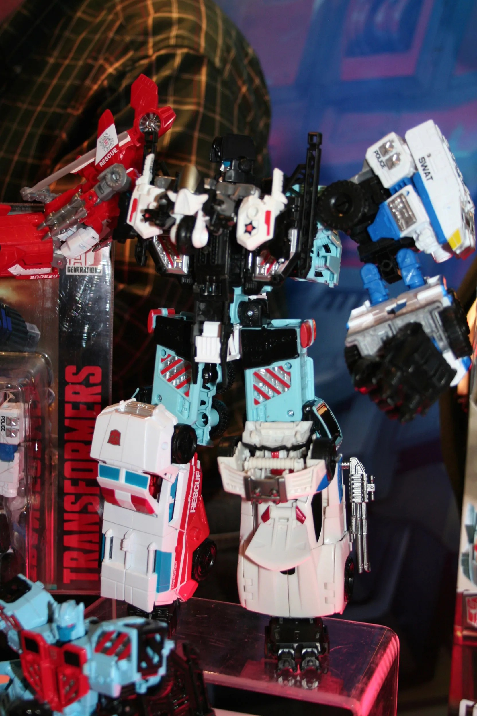 Ryan Toy Video Toys Transformers Toy Images From Hasbro At Toy Fair 2015