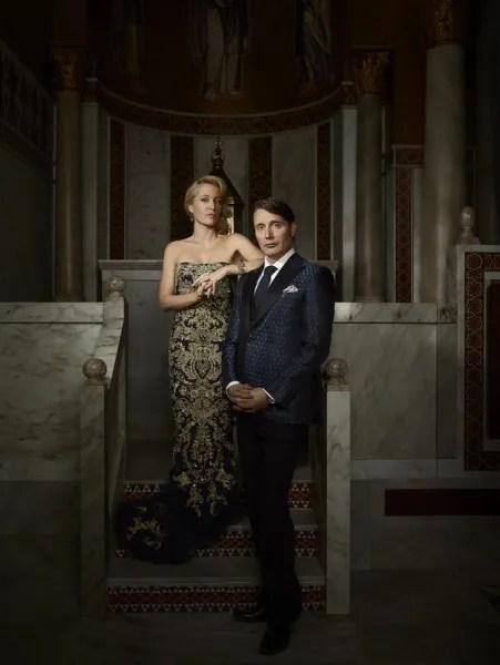 Gillian Anderson The Fall Wallpaper Hannibal Season 3 See New Cast Portraits Collider